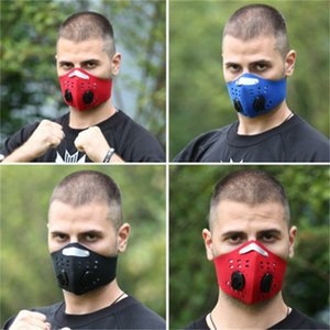 Máscaras PM2.5 de protecção equitação Dustproof Smog respiração bucal Respirador Homens Mulheres Use Hot Sale Primavera Inverno 10fd H1
