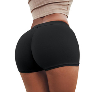 Butt acolchada sin fisuras Señora Hip Enhancer talladora de la ropa interior de la cadera Negro de la moda de las bragas de las mujeres Mejorar los pantalones
