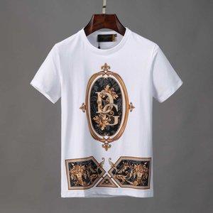 Luxury Mens Designer T Shirts Men Women Hip Hop T Shirt 3D Print Rottweiler Designer Shirt
