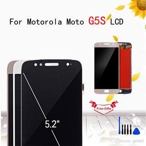 "5.2 ""LCD per Motorola Moto G5S Display LCD Touch Screen XT1793 XT1794 XT1792 Display LCD Digitizer Assembly Replacement"