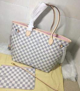 2020 Womens Handbag alma bb shell bag Top handle cute bag Damier Ebene crossbody bag patent leather