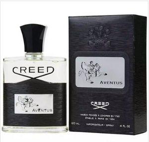 Новое кредо aventus мужские духи с 4fl.oz / 120 мл хорошее качество высокая аромат capactity парфюм для мужчин Бесплатная доставка
