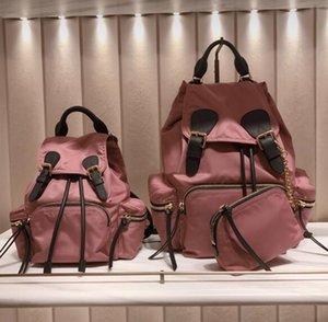 2019 femmes célèbres designer de mode sac sac luxe marque mode sac à dos en nylon de haute qualité de style britannique Oxford sac en toile de femmes