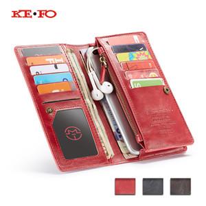 لآيفون 5s SE الحالات الهاتف جلدية فليب غطاء القضية لآيفون 6 7 8 زائد X XR XS MAX 4.0-6.5inch Universal Wallet Phone bags