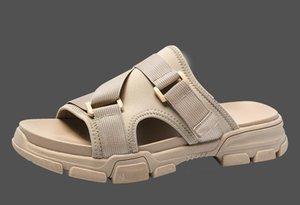 trasporto di vendita formato caldo 39-44 sandalo dell'uomo china sandali di marca kaki estate
