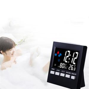 LCD-Bildschirm Temperatur Uhren Sonnenaufgang Kind Haus Tabelle Elektronische Led Wand Digital Wetter Wecker Indoor Schreibtisch Digitaluhr