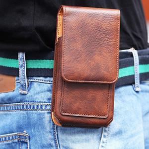 Custodia per Oppo R15 Pro Custodia universale per Marsupio con clip Cintura per borsa rotante per Oppo R15 / R11s / R11 / R7 Plus Custodia per cellulare