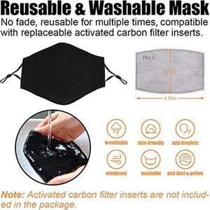100pcs desechables mascarillas reemplazo de filtrado de la máscara de la máscara de la junta GasketDisposable transpirable reemplazo Máscara Pad inventario adecuado