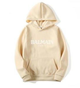 hot moda novo alfabeto dos homens e mulheres do impresso hoodie de alta qualidade do algodão-mistura camisola solta pullover de mangas compridas com transporte livre