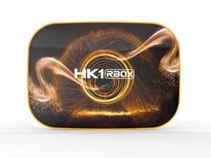 HK1 RBOX R1 TV Box Android 10.0 4GB 128GB 4K Google Play Set Top Box Rockchip RK3318 Media player PK H96 max