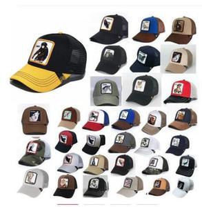 2020 Nouveau été authentique Trucker Casquette Snapback Chapeaux Hip Hop pour les hommes de broderie Casquettes de base-ball