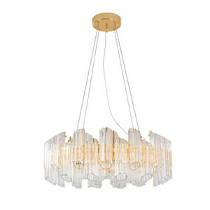 Postmoderno colgante nórdico, luz, ambiente de lujo, anillo redondo, diseñador, diseño, lámpara colgante, iluminación colgante, luz nórdica