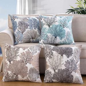 Funda de cojín wihtout funda de almohada patrón de diseño decorativo cojines almohadas sofá cojines almofada Decoración Del Hogar