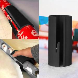 Sliding Einwickelpapier Cutter Weihnachten Geschenkpapier Roll Cutter Werkzeug