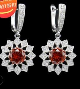 19bb качество Низкое Кристалл Высокое Циркон Цена Подробнее Алмазные Замечательный Earings Леди 2pairs / много цветов Kkadj