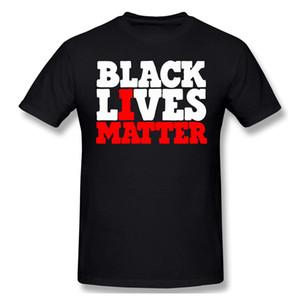 I Cant New T-Shirt für Männer atmen / Damen 2020 Gleichheit Struggles Kleidung Mode Muster Neue Männer Spitzen T-Shirts Schwarz Lives Matter DHL