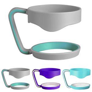 30 Unzen Cup Griffe Becher Griff oder Becherhalter-Ersatz beweglichen Plastikhandgriff-Halter für Reisebecher Freien Verschiffen
