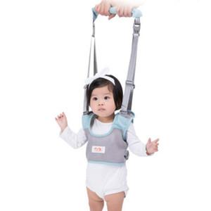 Bambino del bambino Walking Ala di sicurezza del cablaggio della cinghia cinghia Passeggiata Assistant Infant Carry cablaggi guinzagli 2019 Bambini che camminano Ala Belt