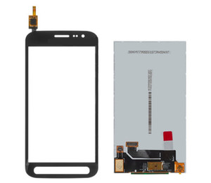 LCD con touchscreen per Samsung G390F Galaxy Xcover 4 Schermo LCD con display Digitizer Glass Panel Front Replacement