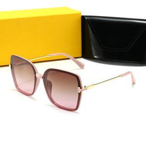 femmes lunettes de soleil Marque Designer Oculos de Sol vue grand cadre extérieur visage hommes sport revêtement Lunettes De Sol Masculino Gafas su