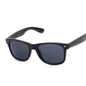 Moda Óculos De Sol Das Mulheres Dos Homens Óculos de Sol Marca Sim Designer Justin Espelho Gafas de sol Bans Designer Masculino Eyewear Óculos De Sol On-line