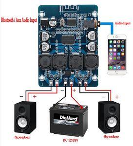 XH-M314 TPA3118 2x45W 12V 24V de áudio estéreo Bluetooth poder Digital Amplifier Board amplificador