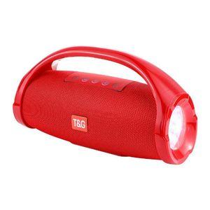 Bocina Bluetooth Bluetooth ораторов speakersTG136 ткани LED динамик портативный Bluetooth, маленький бог войны наружного освещения аудио с F