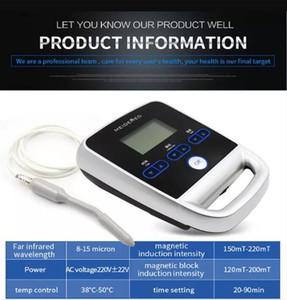 Prostate Behandlungsinstrument Haushalt Massagegerät für die erektile Dysfunktion Gerät Stoßwellentherapie-Maschine für ED-Behandlung