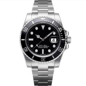 Movimento Movimento Orologi uomo di qualità superiore uomini in acciaio meccanico automatico di vigilanza di originale 2813 impermeabile orologio da polso Sapphire