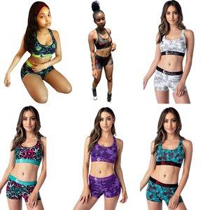Ethika boxers ethika women Beachwear Bikini 2 piece ethika set Vest Tank Bras Swimsuit Beach Playsuit Shark Plaid Swim Suits Tankinis L1701