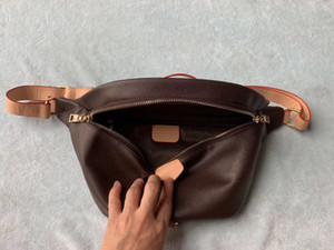 2020 Новейший плеча Stlye Bumbag Cross Body Bag Сумки на пояс Темперамент Bumbag Cross Fanny Pack Бум дизайнер талии сумки 43644