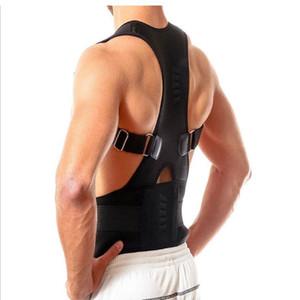 Orthopedic Corset Back Posture Corrector Magnetic Brace Belt Shoulder Back Support Posture Correction Magnet Bandage Vest