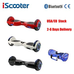 6.5 inch Electric Scooter Smart Hoverboard Bluetooth Electric Skateboard With LED Smart Hover Board A9