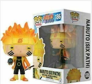 xmas gift NEW ARRIVAL Naruto (Six Path) #186 Funko Pop Vinyl Figure NARUTO Shippuden Toy Gift Xmas