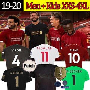New 19 20 Hohe rote Sportqualität Männern atmungs Bildung etto kurzärmeliges Fußball Uniformhemd Fußballhemd