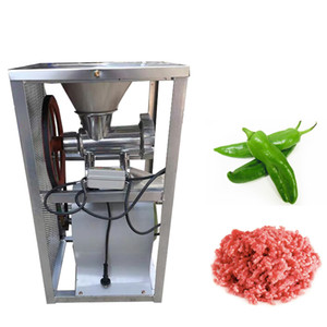 Meat grinder suitable for commercial, large meat farms Commercial electric meat grinder big broken bone machine