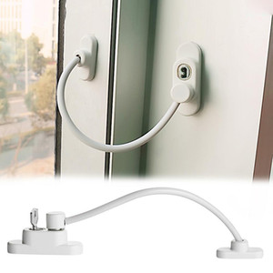Kinder Fenster Restrictor Security Lock Kinder Prevent Childerns Fallen Fensterschloss Baby-Schutz-freies Verschiffen neue