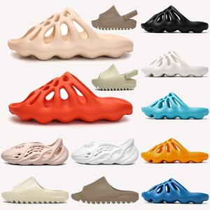 adidas hombres zapatillas 450 espuma mujeres niños zapatillas corredor corredera diseñador plataforma sandalia niño casa al aire libre verano sandale