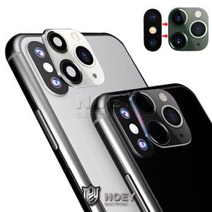 عدسة الكاميرا شاشات حامي آيفون XS ماكس X التغيير من أجل فون برو 11 ماكس تغطية زجاج مضاد للبصمة لين الزجاج المقسى واقية
