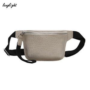 Longlight Women Bag Crocodile Multicolor Messenger Chest Bag Clutch Female Pu Leather Handbag Cross Body Fashion High Qualit