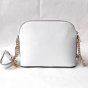indirim Ücretsiz kargo yepyeni Kadın Çantaları Avrupa ve Amerikan moda tasarımcısı kabuk çanta PU15 renk altın zinciri / çok sayıda