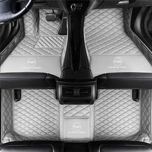 ZHIHUI Custom Car Floor Mats for Chrysler 300C PT Cruiser 3D Car Mats Carpets Alfombras Coche Alfombrilla Coche