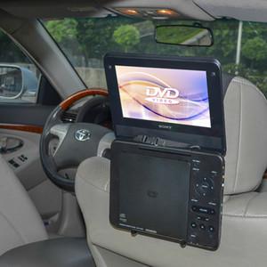 TFY Car Headrest montar titular para Padrão (Style Laptop) DVD portátil