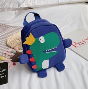 귀여운 만화 아이 봉제 백팩 패션 여자 남자 옥스포드 학교 가방 학생 사랑스러운 유치원 공룡 배낭 가방