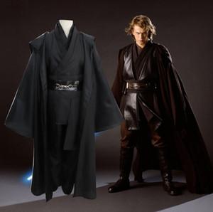 Halloween Costumes Sith Anakin Stelle Costumi di guerra a tema abiti classici di Halloween Mens Sci Fi e Fancy Costume Abbigliamento
