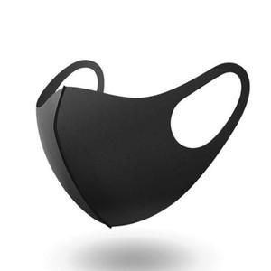 Очистки воздух маски для лица против пыли Тумана лица Рта Фильтр Маска пыленепроницаемом дышащих и моющихся Предотвратить капельки от раздвигающих EEA1442-6