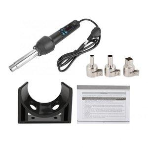 8858-I 110V / 220V 650W светодиодный цифровой дисплей Регулируемый Инструменты Электрический Hot Air Gun Пневматический