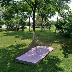 Outdoor Camping Mosquito Net Perfeito Mochila Acessório para adultos dos miúdos Mosquito Mat Mantenha Insect Away Home Textile RRA3074
