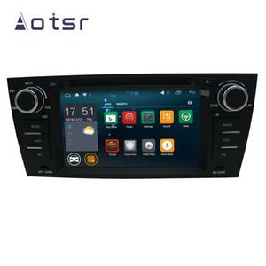 Android Car GPS Navigation DVD player para BMW E90 E91 E92 2005 Radio Multimedia jogador Chefe Recorder Unit DVDAuto Stereo