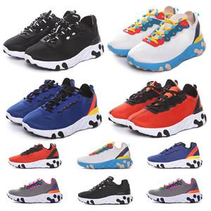 React Element 55 Top qualité enfants chaussures enfants garçons filles enfants baskets baskets Undercover Epic React 55 jeunes enfants chaussures 28-35